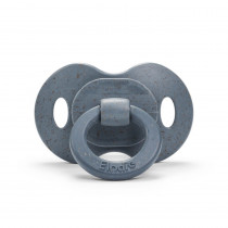 Bamboo Pacifier - Tender Blue - Silicone Orthodontic