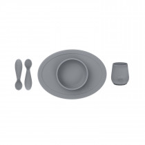 First Food Set - Gray