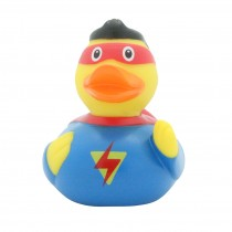 Bath Toy-Superman Duck -Blue/yellow