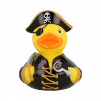 Bath Toy-Pirate Duck -Black