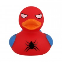 Bath Toy-Spidy Duck -Red