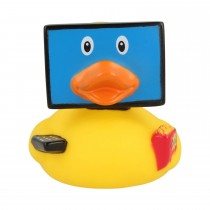 Bath Toy-TV Duck -Yellow
