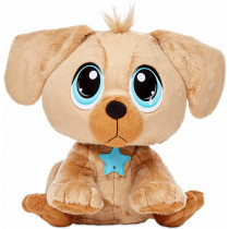 Rescue Tales- Golden Retriever Interactive Plush