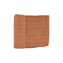 Deluxe Muslin Swaddle Single - Caramel