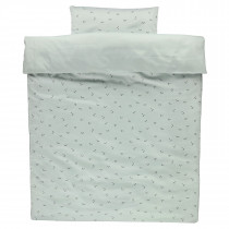 Cot Duvet Cover 100cm x 135cm - Mountains