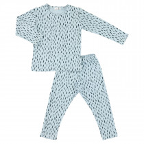 Pyjama 2 pieces - Blue Meadow