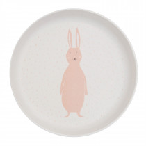 Plate - Mrs. Rabbit