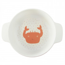 Bowl with handles - Mrs. Crab