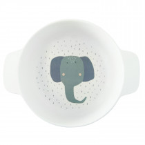 Bowl with handles - Mrs. Elephant