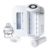 Closer to Nature Perfect Prep Machine- White