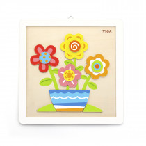 Painting Set - Flowers