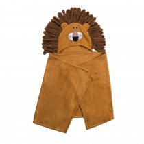 Hooded Towel - Leo the Lion