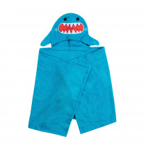 Hooded Towel - Sherman the Shark