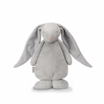Moonie The Humming Bunny Friend - Silver