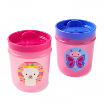 Zoo Tumbler Cup -Butterfly/Llama