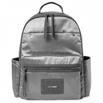 Skyler Backpack Shiny Grey