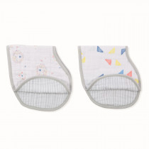 Classic 2-Pack Burpy Bibs Leader of the Pack