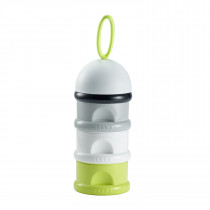 Stacked Formula Milk Container 270ml - Neon