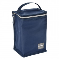 Isothermal Meal Pouch - Blue/Silver