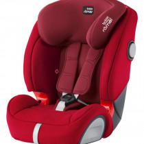 Britax Römer EVOLVA Baby Car Seat, From 9M to 12 years, Group 1,2,3 SL SICT
