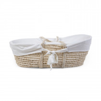 Moses Basket - Cover - Jersey Off White