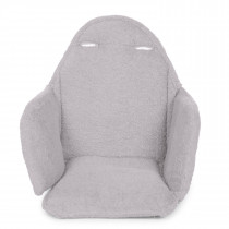 Evolu 2 - Cushion - Tricot Pastel Mouse Grey