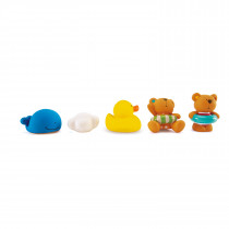 Teddy And Friends Bath Squirts