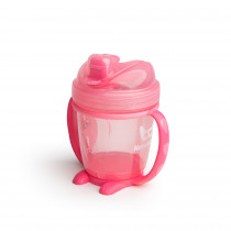 Sippy Cup 140ml/ 4.7oz Pink