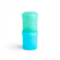 Storage 100ml/3.5oz (2 Pack) Blue/Turquoise