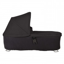 Carrycot Plus Duet- Black