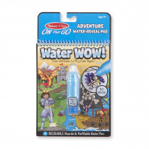 Melissa & Doug Water Wow- Adventure
