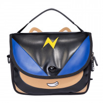 WoW Handbag − Space Dog Black