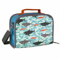 Sharks Insulated Lunch Box