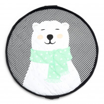 Playmat & Storage bag - Polar Bear