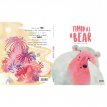 Picture Book-Timid As A Bear