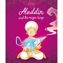 Die-Cut Reading -Aladdin And The Magic Lamp