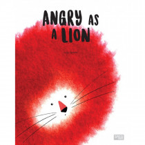 Picture Book -Angry As A Lion