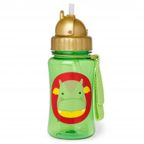 Zoo Straw Bottle - Dragon
