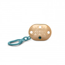 SUAVINEX  PREMIUM SOOTHER CHAIN LIGHT BL L1