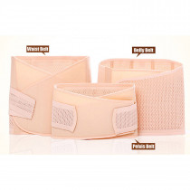 3 - In - 1 Adjustable Maternity Belt  -  L