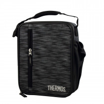 Thermos Uprights With Ldpe Liner - Black Grey