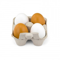 X-Large Wooden Eggs
