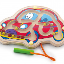 Magnetic Bead Trace - Car