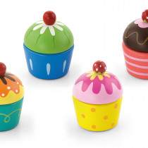 Playing food - Cup Cake