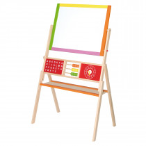 Standing Easel with Abacus