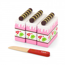 Play Food - Stawberry Cake