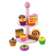 Cupcake with Stand