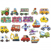 Magnets 20 Pieces − Transport