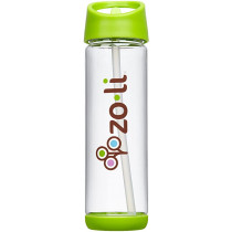 Pip 18oz Straw Water Bottle - Green