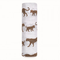 Classic Single Swaddle - Hear Me Roar